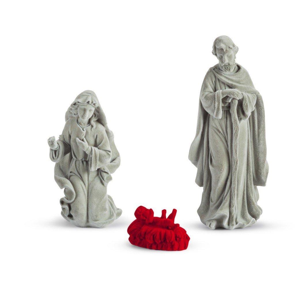 Sompex Krippenfiguren Farba, Heilige Familie 3er Set