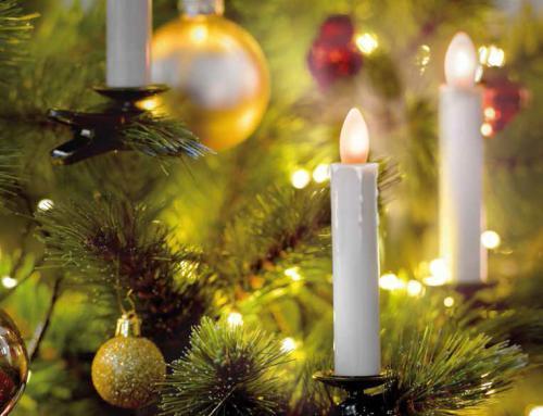 Neuheiten 2019 – Sompex Shine LED Kerzen