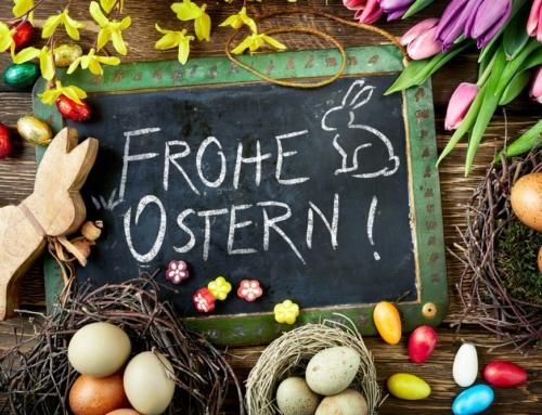 Lasst die Osterglocken klingeln :)