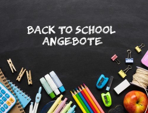 Back to School Angebote 2019