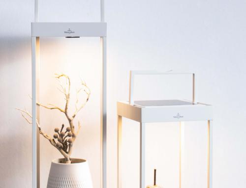 Villeroy & Boch LED Laterne Cannes | Weiß | verschiedene Größen