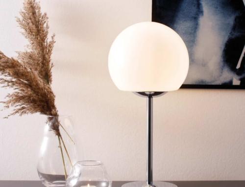 Villeroy & Boch Tischleuchte Stirling – in zwei Farben